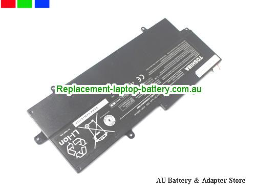 image 4 for Au online offer Toshiba PA5013U-1BRS Battery for Ultrabook Z830 Z835, 47Wh Black