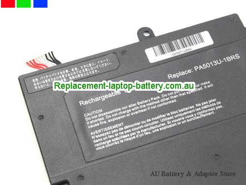 image 1 for Au online offer Toshiba PA5013U-1BRS Battery For Portege Z830 Z930 Z835 Z935 Series Laptop 47Wh Black