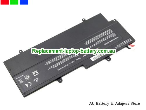 image 4 for Au online offer Toshiba PA5013U-1BRS Battery For Portege Z830 Z930 Z835 Z935 Series Laptop 47Wh Black