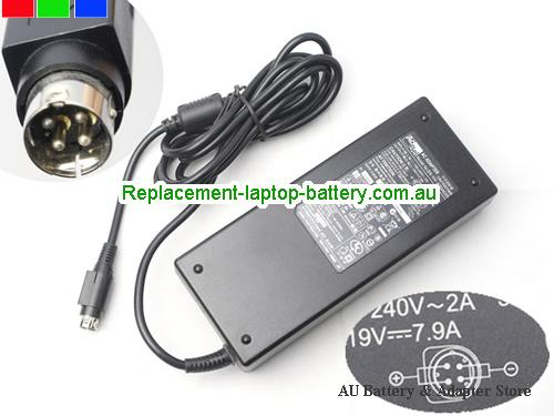 AU ACBEL 19V 7.9A 150W Laptop ac adapter
