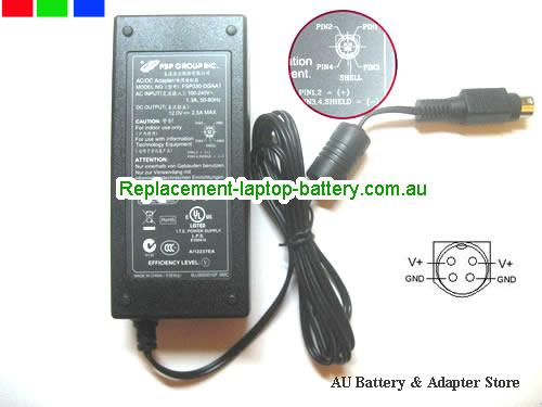 AU ABUS 12V 2.5A 30W Laptop ac adapter