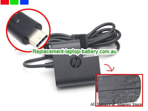 Genuine HP  20V 2.25A Laptop AC Adapter
