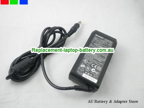 AU SHARP 20V 2A 40W Laptop ac adapter