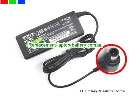 Genuine SONY  19.5V 3.9A Laptop AC Adapter
