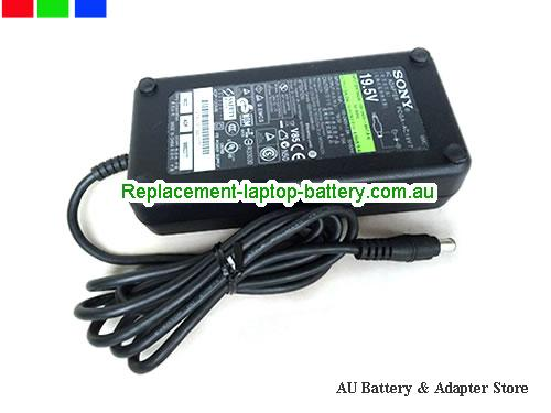 AU SONY 19.5V 6.15A 120W Laptop ac adapter