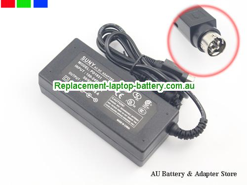 AU SUNY 19V 3.16A 60W Laptop ac adapter