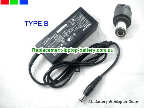 Original ADP-45XH LPS, TOSHIBA ADP-45XH LPS ac adapter 15V 3A 45W