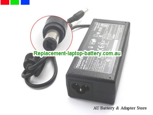 AU TOSHIBA 15V 4A 60W Laptop ac adapter