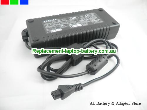 AU TOSHIBA 15V 8A 120W Laptop ac adapter