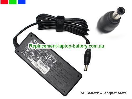 AU TOSHIBA 19V 3.95A 75W Laptop ac adapter